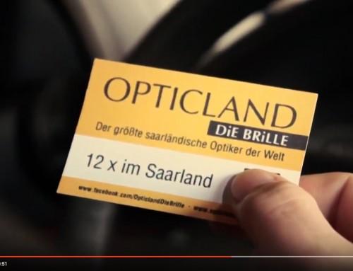 Opticland – Einbahnhstraße